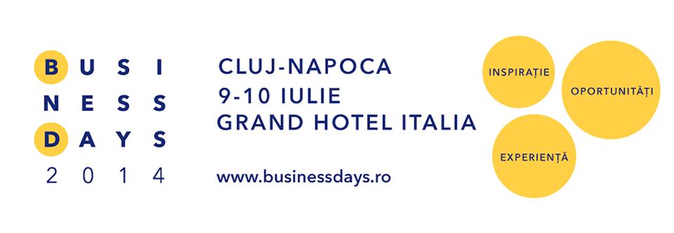 Cluj Business Days – editia numarul 15